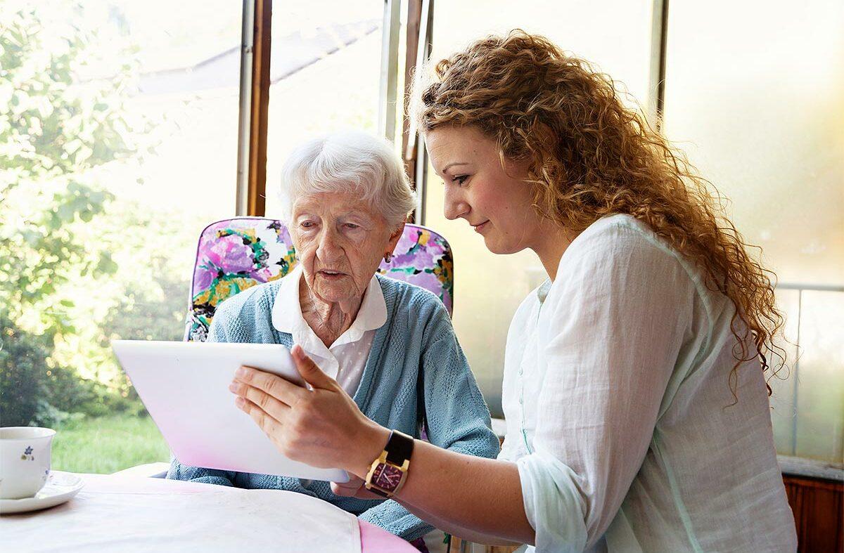 Passende zorg voor ouderen thuis